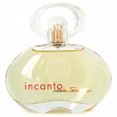 Salvatore Ferragamo Incanto Eau De Parfume Spray 100ml/3.4oz