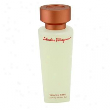 Salvatore Ferragamo Tuscan Soul Shower Gel 150ml/5oz