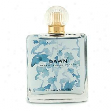 Sarah Jessica Parker The Lovely Collection Dawn Eau De Parfum Spray ( Unboxed ) 75ml/2.5oz