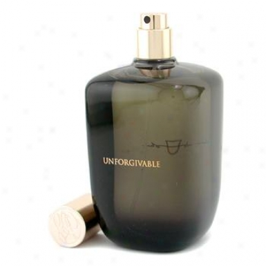 Sean John Unforgivable Eau De Toilette Spray 125ml/4.2oz
