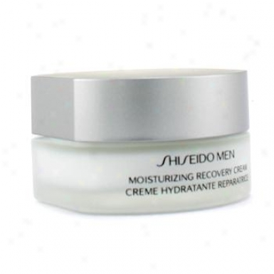 Shiseido Men Moisturizing Recovery Cream 50ml/1.7oz