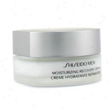 Shiseido Men Moisturizing Recovery Cream 50ml/1.7oz