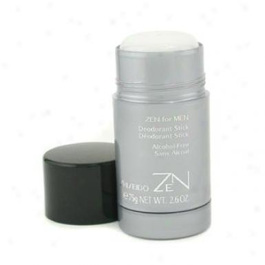 Shiseido Zen For Men Deodorwnt Stick 75g