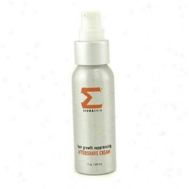 Sigma Skin Hair Growth Suppressing Aftershave Cream 60ml/2oz