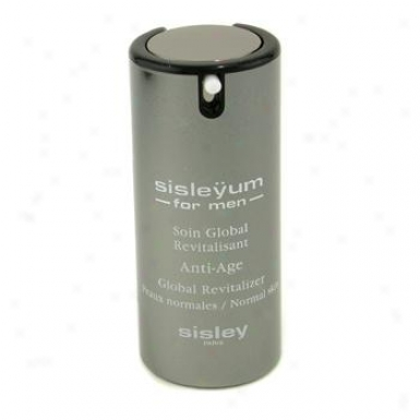 Sisley Sisleyum For Men Anti-age Global Revitalizer - Normal Skin 50ml/1.7oz