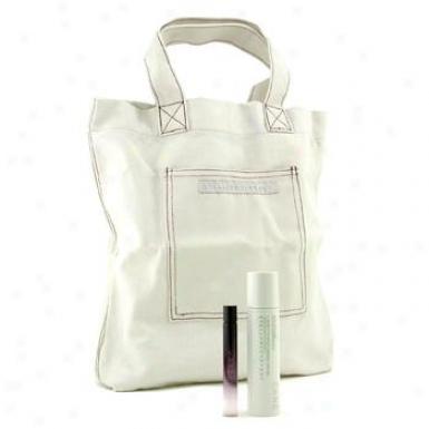 Stella Mccartney Stella Mccarney Set: Eau De Parfum Roll-on + 5 Benefits Moisturizing Face Cream + Shopper Tote-bag 2pcs+1bag
