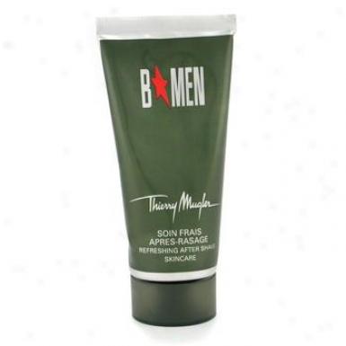 Thierry Mugler B*men After Shave Gel 75ml/2.5oz