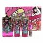Christian Audigier Ed Hardy Hearts & Daggers Coffret: Edp Spray 100ml/34.oz + B/lotion 90ml//3oz + B&s Gel 90ml/3oz + Edp Spray 7.5ml/0.25oz 4pcs
