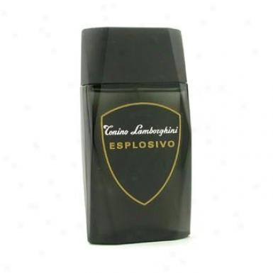 Tonino Lamborghini Lamborghini Esplosivo Eau De Toilette Spray 100ml/3.4oz