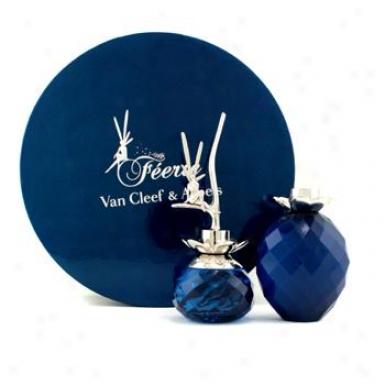 Van Cleef & Arpels Feerie Coffret: Eau De Parfum Spray 50ml/1.7oz + Body Lotion 150ml/5oz 2pcs