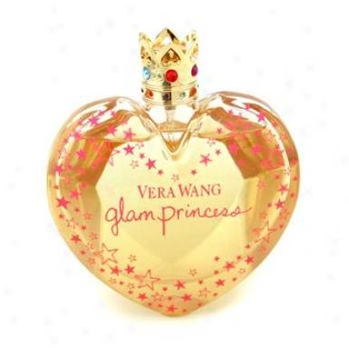 Vera Wang Glam Princess Eau De Toilette Spray 100ml/3.4oz