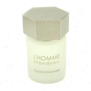 YvesS aint Laurent L'homme Cologne Gingembre Eau De Toilette Spray 100ml/3.3oz