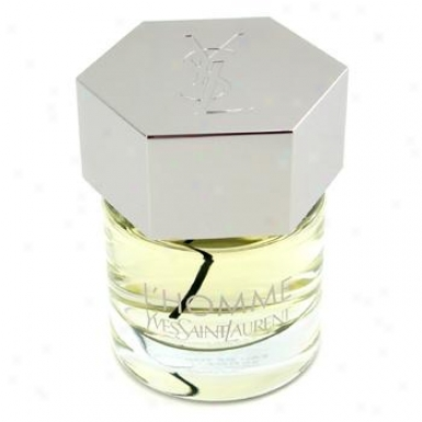 Yves Saint Laurent L'homme Eau De Toilettw Twig 60ml/2.0ozz