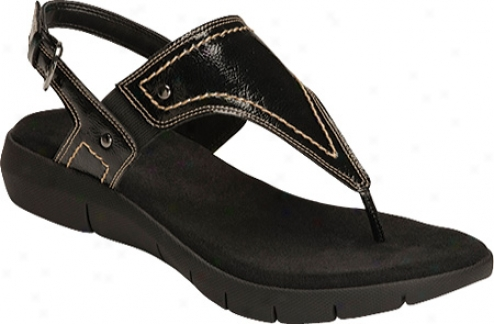 A2 By Aerosoles Wip I tUp (women's) - Black Pu