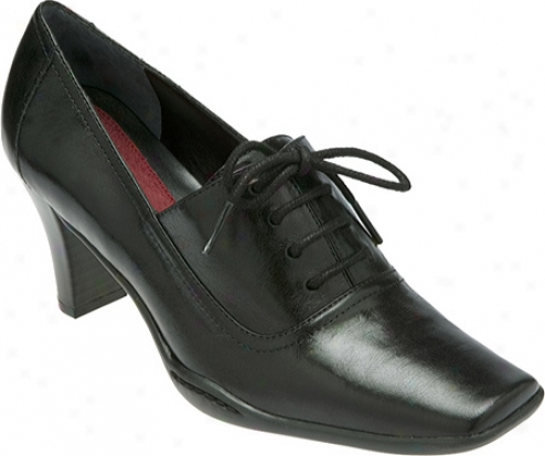Aerosoles Cincinnati (women's) - Black Leather