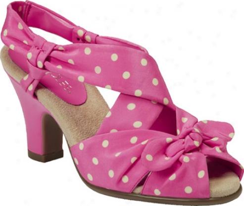 Aerosoles Gintility (women's) - Pink Fabric