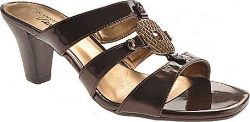 Ak Anne Klein Hickory 3 (women's) - Dark Bronze Syntheyic