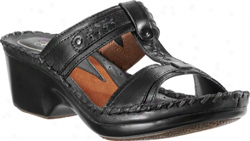 Ariat Largo (women's) - Black Full Grain Leather