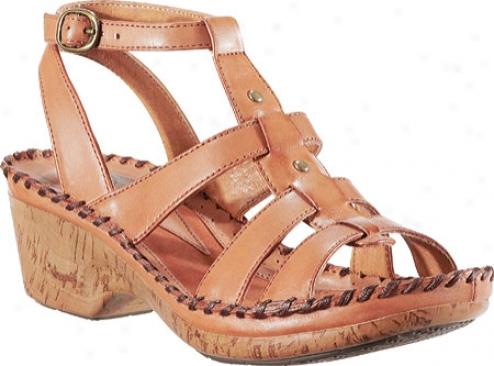 Ariat Miami (women's) - Suntan Full Grain Leather