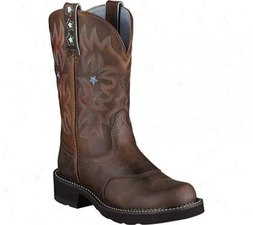 Ariat Probaby (women's) - Driftwood Brown Fuull Grain Leather