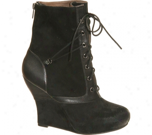 Bacio 61 Natura (women's) - Black Leather
