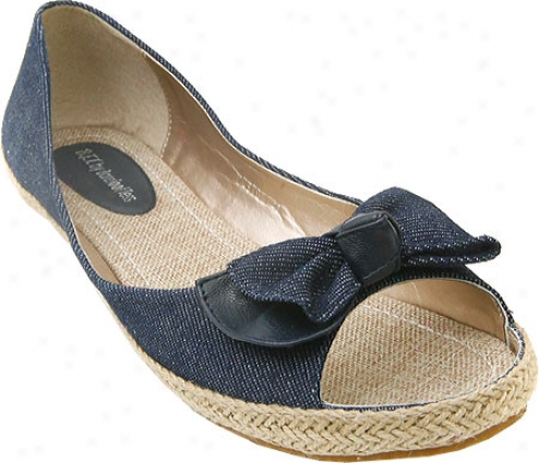 Barefoot Tess Boston (women's) - Jean Denim Fabric