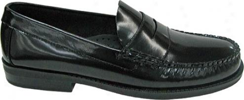 Bass Csell Ii (womwn's) - Black Box Leather