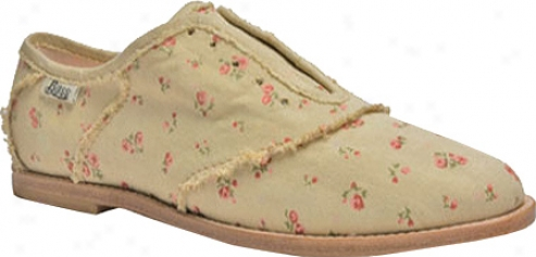 Bass Zoe (women's) - Beige Canvas