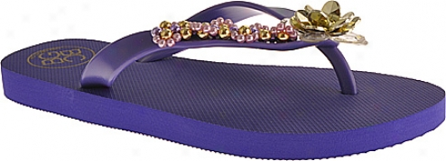 Bcbgeneration Galina (women's) - Viola Solid Jelly