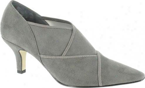 Bella Vita Carmel Ii (women's) - Grey Stretch Suede