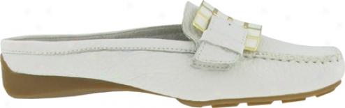 Bella Vita Checkmats (woken's) - White Nappa Leather