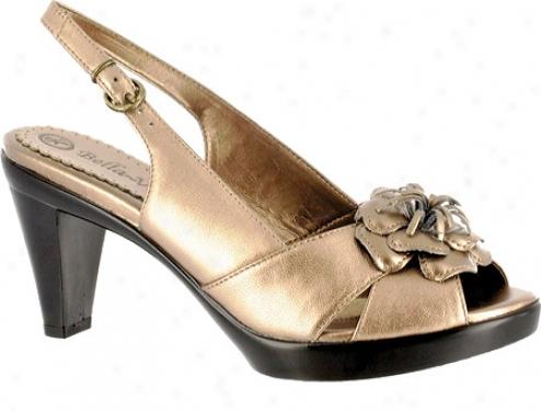 Bella Vita Dahlia (women's) - Brass Leather