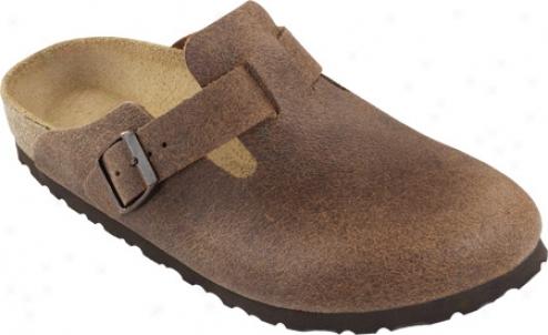 Birkenstock Boston Soft Footbed - Sumatra Leather