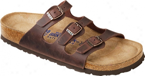 Birkenstock Florida Soft Footbed (women's) - Habana Oiled Leather