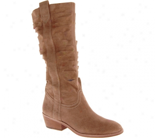 Boutique 9 Shana (women's) - Taupe Suede