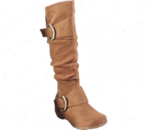 Brinley Co. Augusta 02 (women's) - Camel
