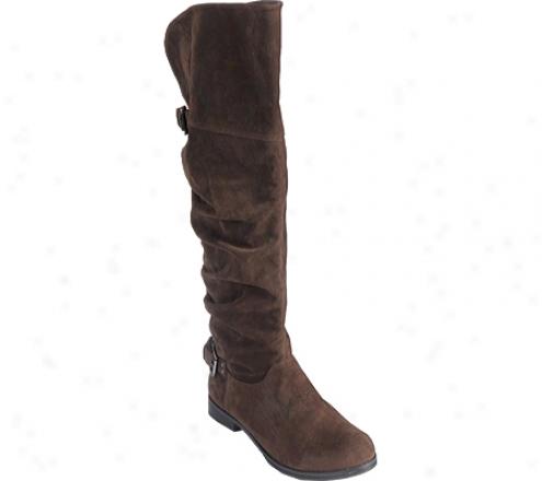 Brinley Co. Marden 27 (women's) - Brown