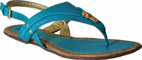 Bruno Menegatti 105-45609 (women's) - Turquoise