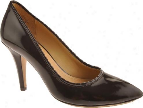 Circa Joan & David Cisca (women's) - Concealment Brown Open Leather