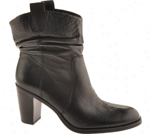 Circa Joan & David Kristin (women's) - Black Leather