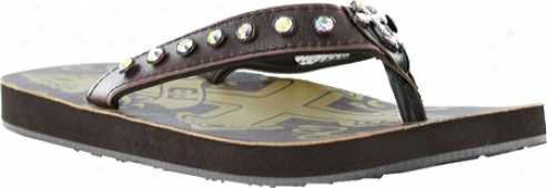 Cj By Cowgirl Jewels Faith (women's) - Brown