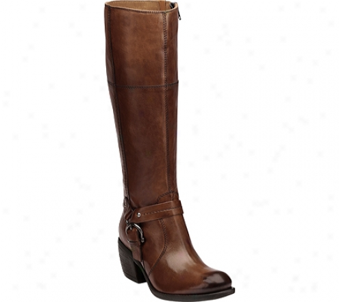 Clarks Mascarpone Mix (women's) - Tan Leather