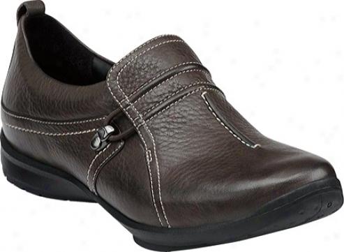 Clarks Wave.skip (women's) - Grey Leather