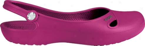 Crocs Olivua (women's) - Berry