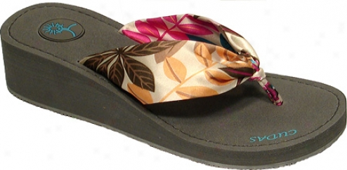 Cudas Skye (women's) - Grey Satin