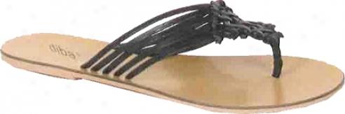 Diba Get Set (women's) - Black Leather