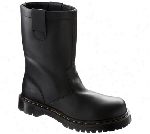 Dr. Martens 2295igsbf - Black Industrial Greasy