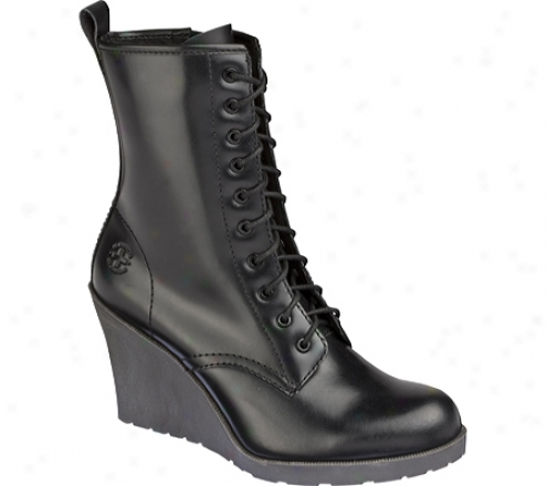 Dr. Martens Marcie 10-eye Zip Boot (women's) - Black Alsina