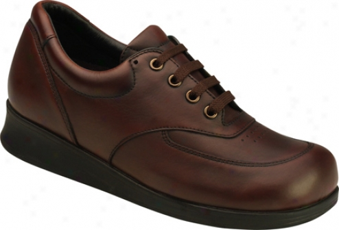 Drew Fiesta (women's) - Dark Brown Leather
