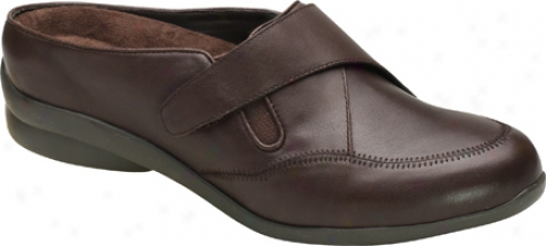 Drew Kelly (women's) -D ark Brown Naappa Leather